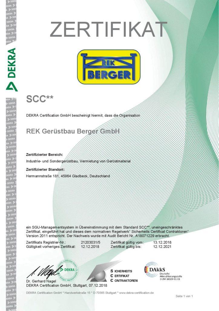 SCC** Version 2011